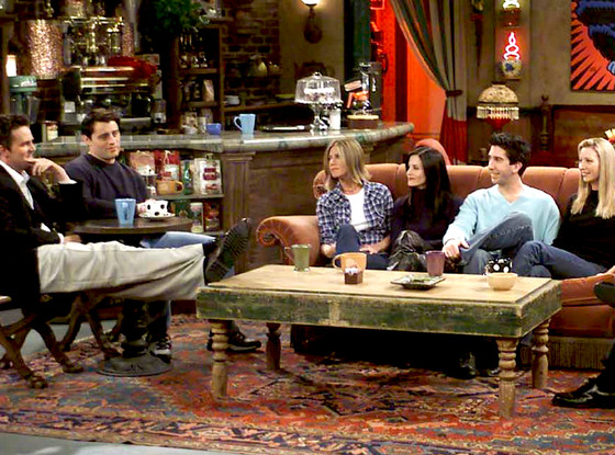 central perk is real you can hang out at friends 39 iconic coffee shop in nyc e news. Black Bedroom Furniture Sets. Home Design Ideas