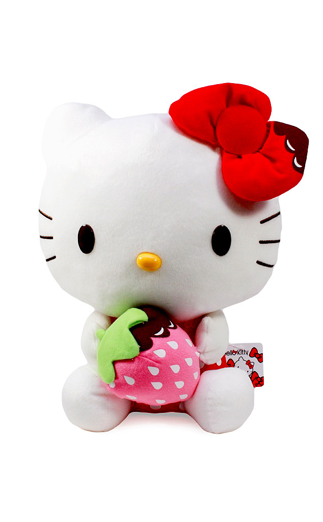 5142d1b1e Sorry Sanrio, These Adorable Girls Also Don't Believe Hello Kitty Is ...