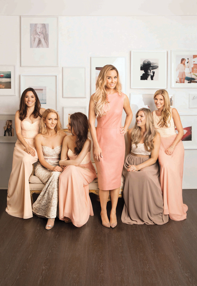 Lauren Conrad, Martha Stewart Weddings