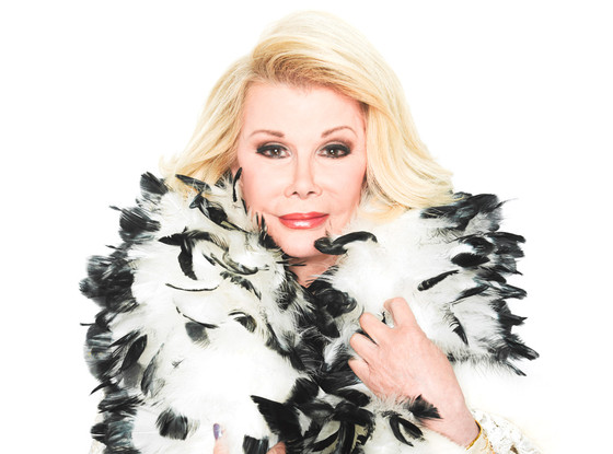 Joan Rivers Already Hilariously Laid Out Her Funeral Wishes, and They Are as Fabulous As You'd Expect