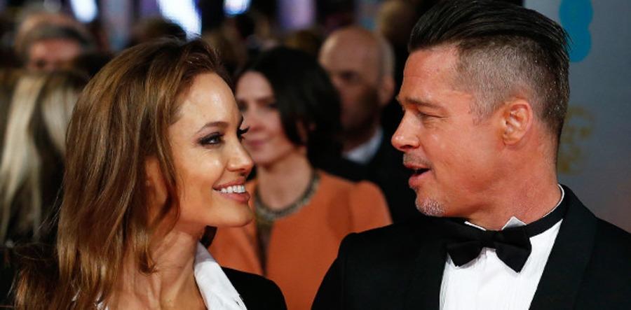 Brad Pitt, Angelina Jolie, BAFTA-the British Academy Film Awards 2014