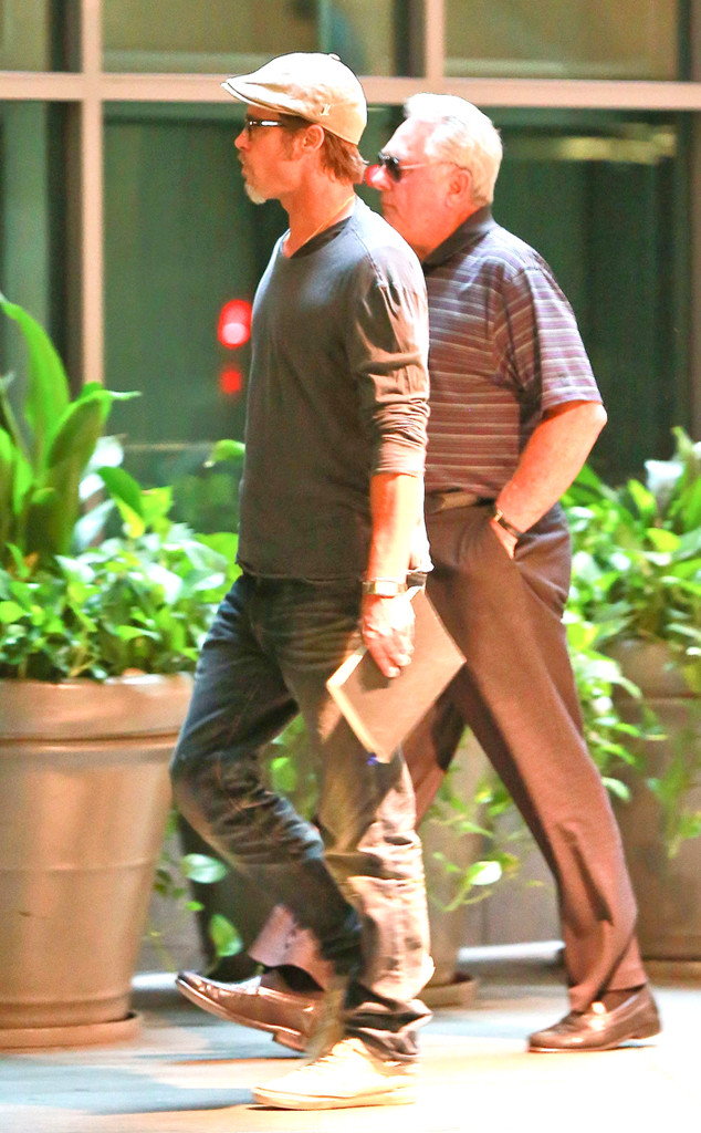 Brad Pitt, William Alvin Pitt