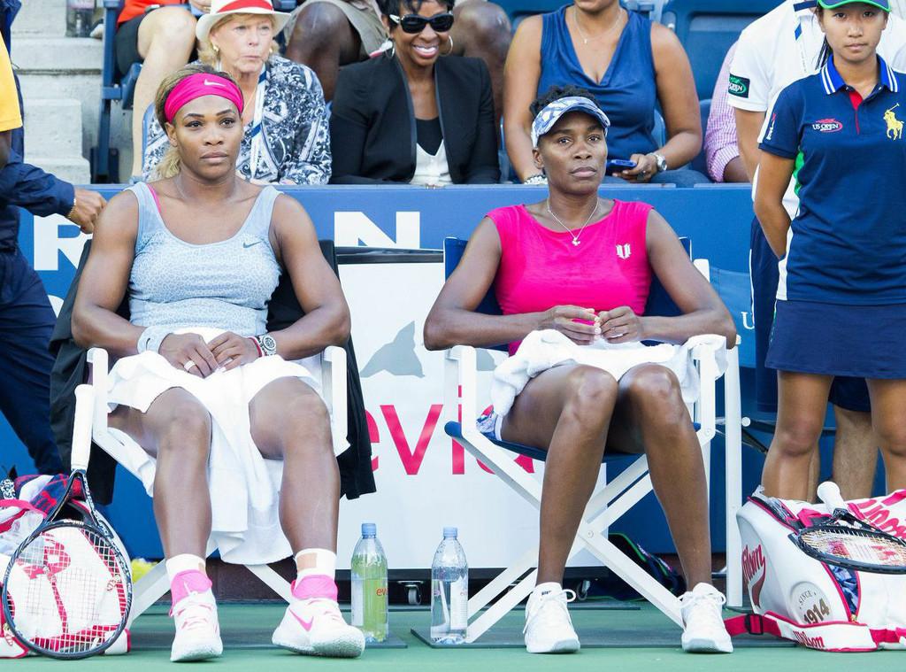 Venus Williams, Serena Williams, US Open