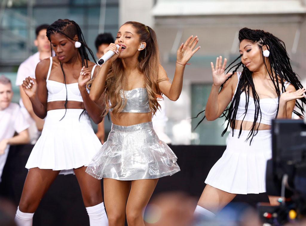 Ariana Grande, Today Show