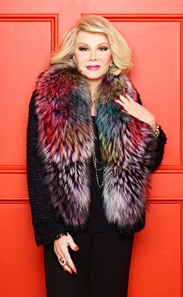Joan Rivers' Life in Pictures