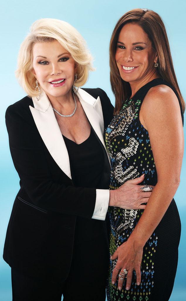 Joan Rivers, Melissa Rivers