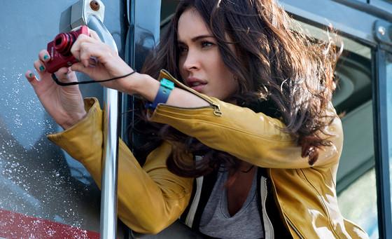 Megan Fox, April O'Neil, Teenage Mutant Ninja Turtles