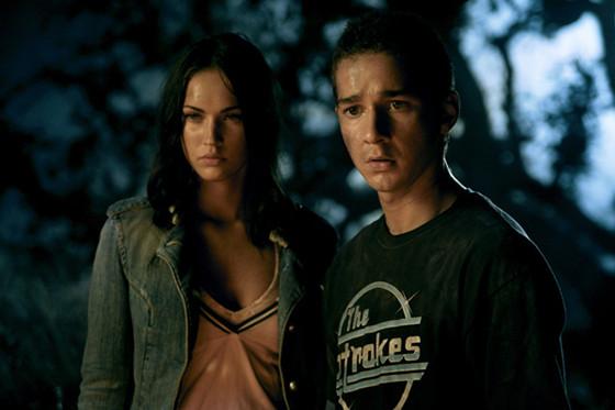 Megan Fox, Shia LaBeouf, Transformers