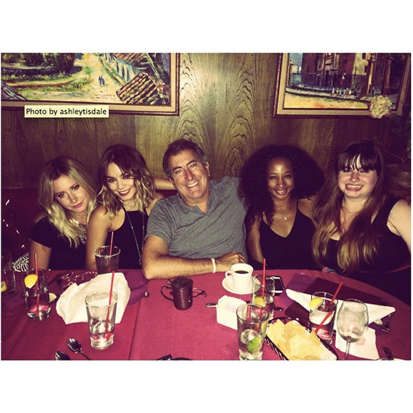 Ashley Tisdale, High School Musical, Instagram
