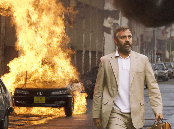 George Clooney, Syriana