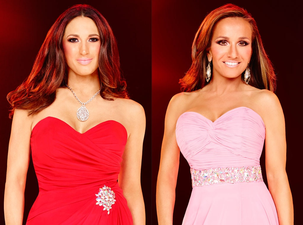 Amber Marchese, Nicole Mauriello, Real Housewives of New Jersey