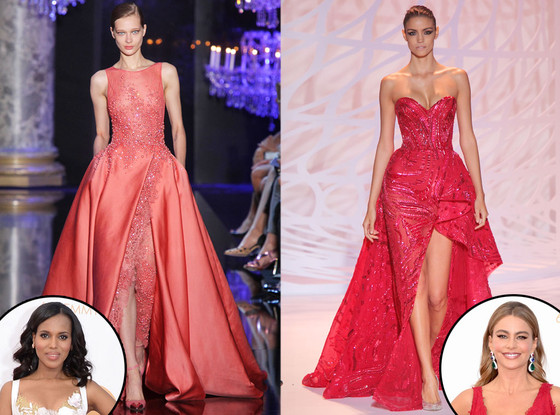 Kerry Washington, Sofia Vergara, Emmy Dress Predictions