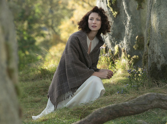 Claire Randall, Outlander
