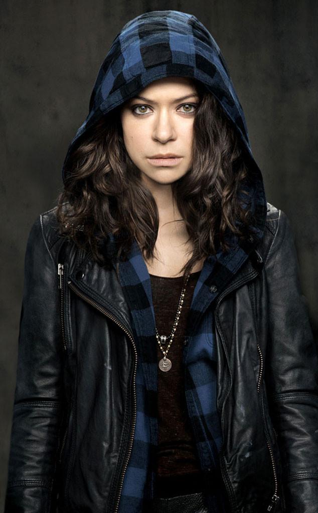32. Tatiana Maslany (Orphan Black)