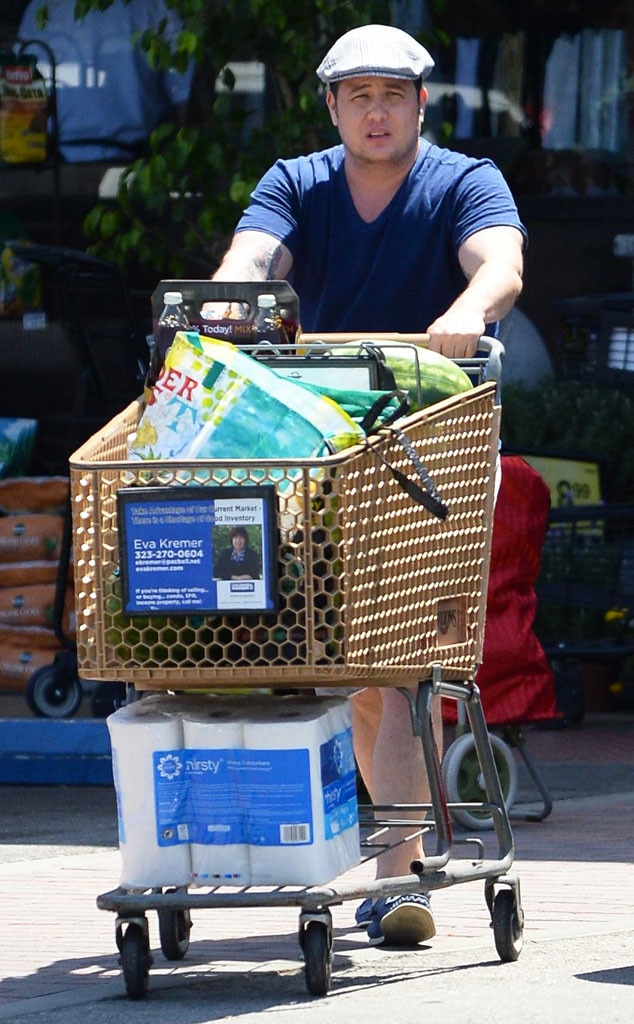 Chaz Bono, Grocery Shopping