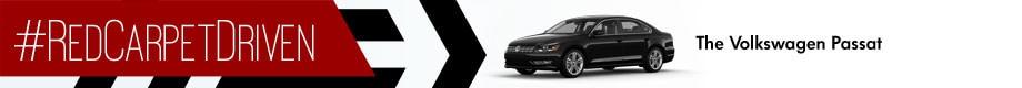 Red Carpet Driven Graphic, Volkswagen