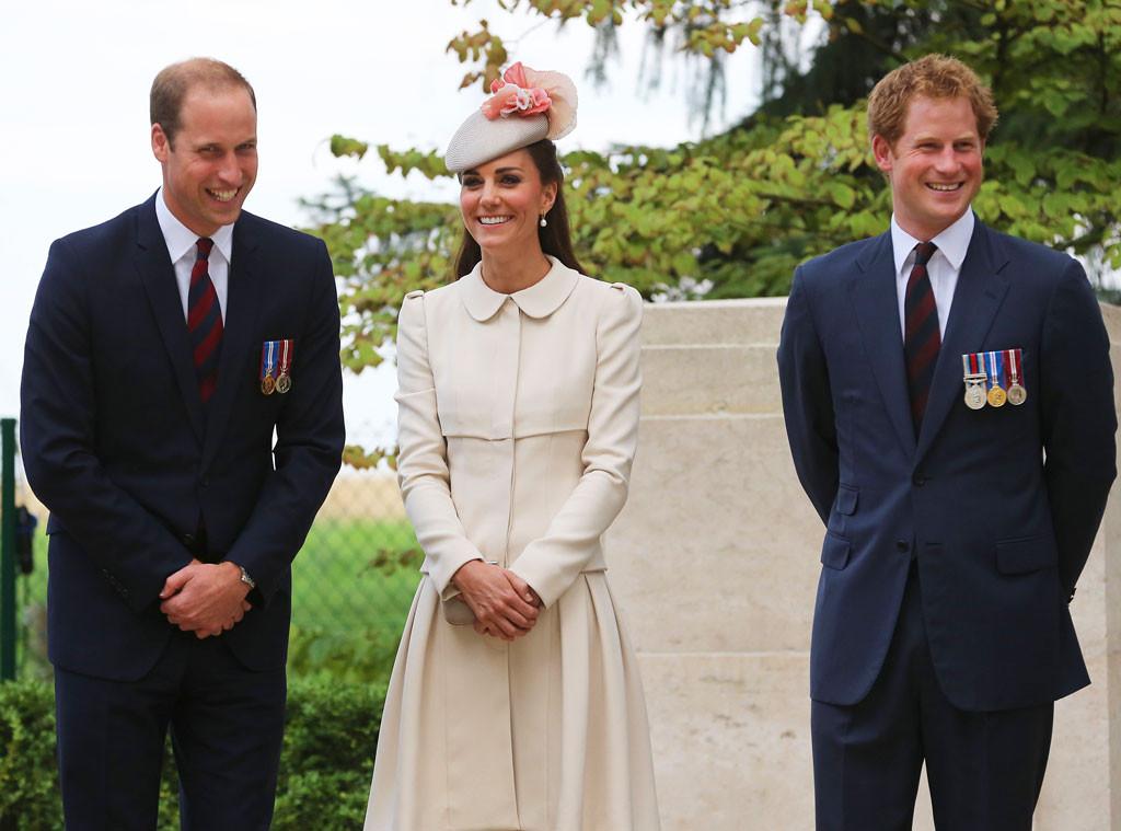 Prince William, Duke of Cambridge, Catherine, Duchess of Cambridge, Kate Middleton, Prince Harry