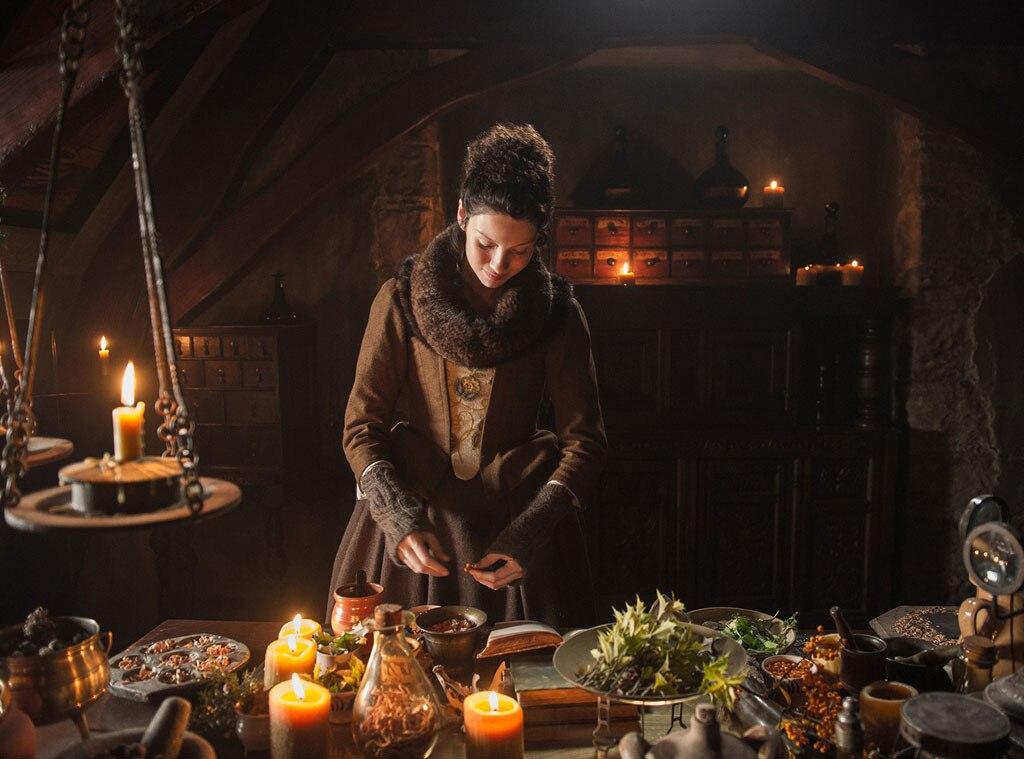 Outlander, Caitriona Balfe