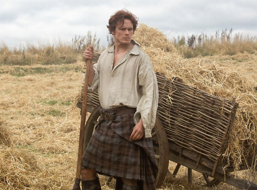 Outlander, Sam Heough