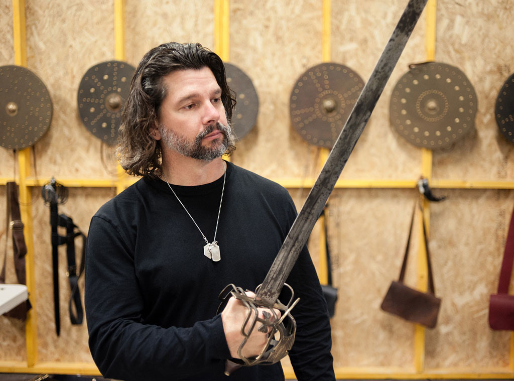 Outlander, Behind the Scenes, Ronald D. Moore