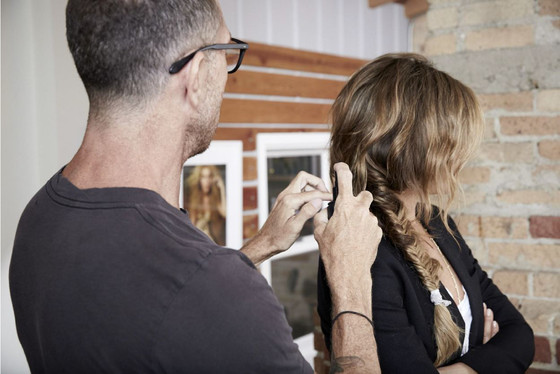 Jennifer Aniston, Hair, Chris McMillan