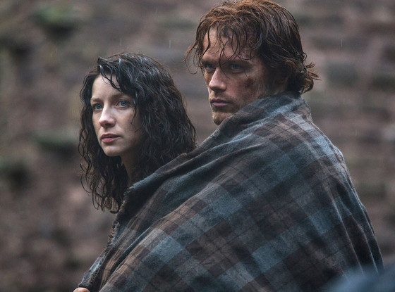 Outlander, Caitriona Balfe, Sam Heough