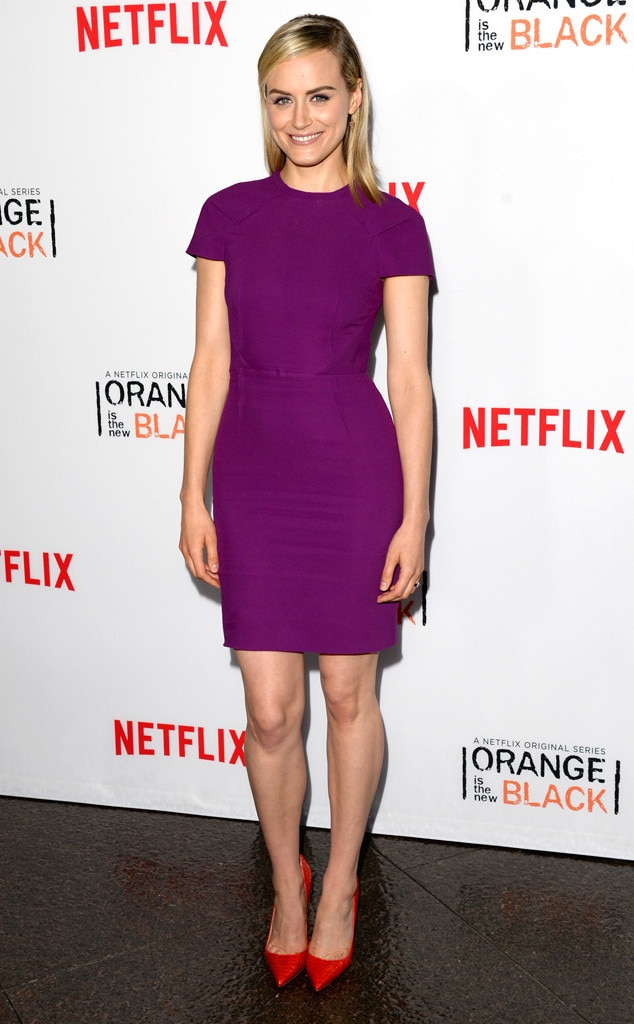 Taylor Schilling From Celeb Obsession Roland Mouret