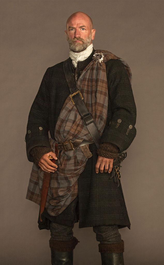 Outlander, Graham McTavish