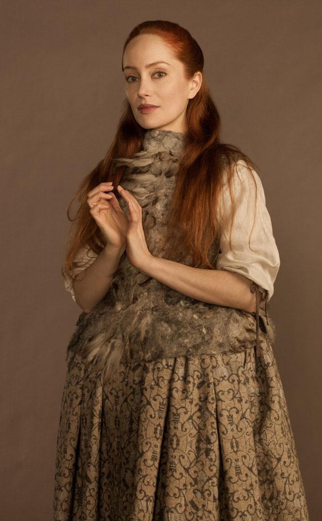 Outlander, Lotte Verbeek