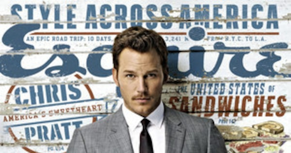 Chris Pratt Won Anna Faris Over With Porn Mags And Tales Of Sexual Conquestwait -4629