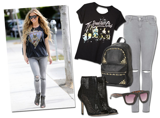 Carmen Electra, Ask a Stylist
