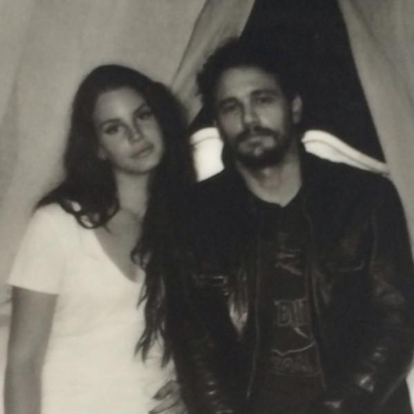 92776eadec8a James Franco reveló que se casó con Lana del Rey! (+ Foto) | E! News