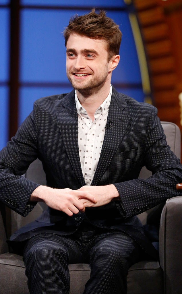 Daniel Radcliffe Sexy Photos
