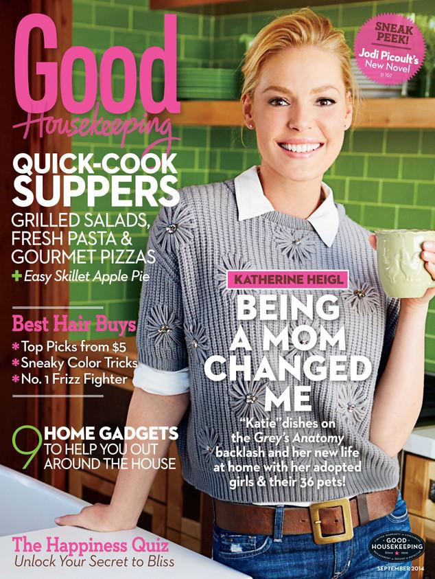 Katherine Heigl, Good Housekeeping