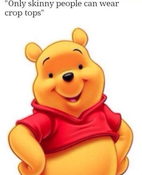 Ursinho Pooh E Sua Barriga De Fora Viram Meme E News
