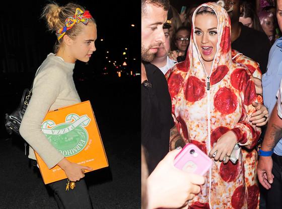 Katy Perry, Cara Delevingne