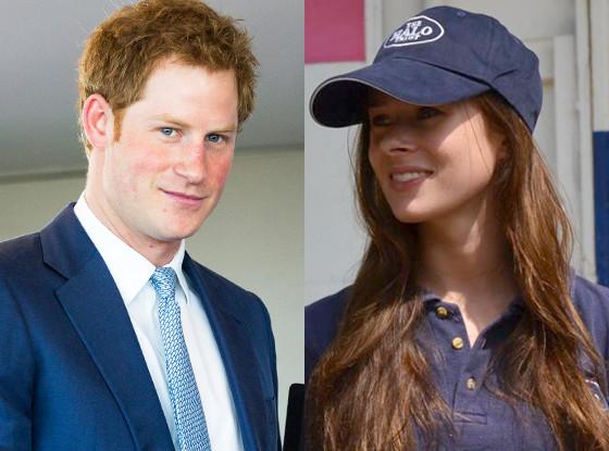 Prince Harry, Camilla Thurlow