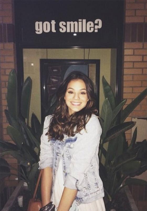 Bruna Marquezine em Los Angeles