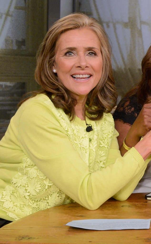 Meredith Vieira, The View