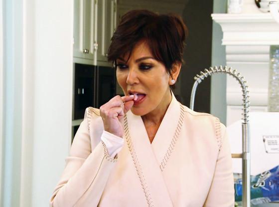KUWTK Clip, Kris Jenner