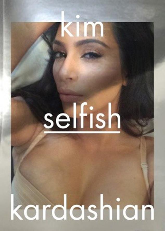 Kim Kardashian, Selfish, Book