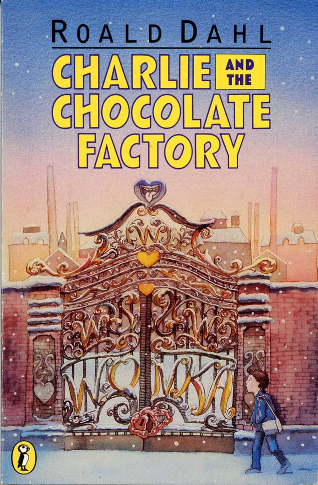 Charlie Chocolate Factory Story Book