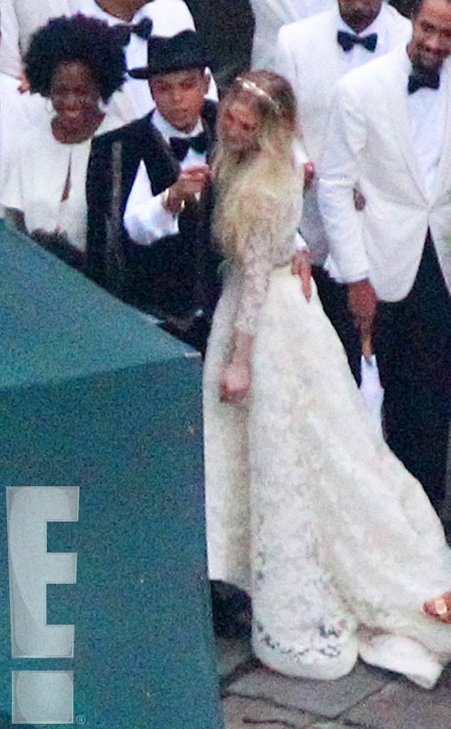 Ashlee Simpson, Evan Ross, Wedding