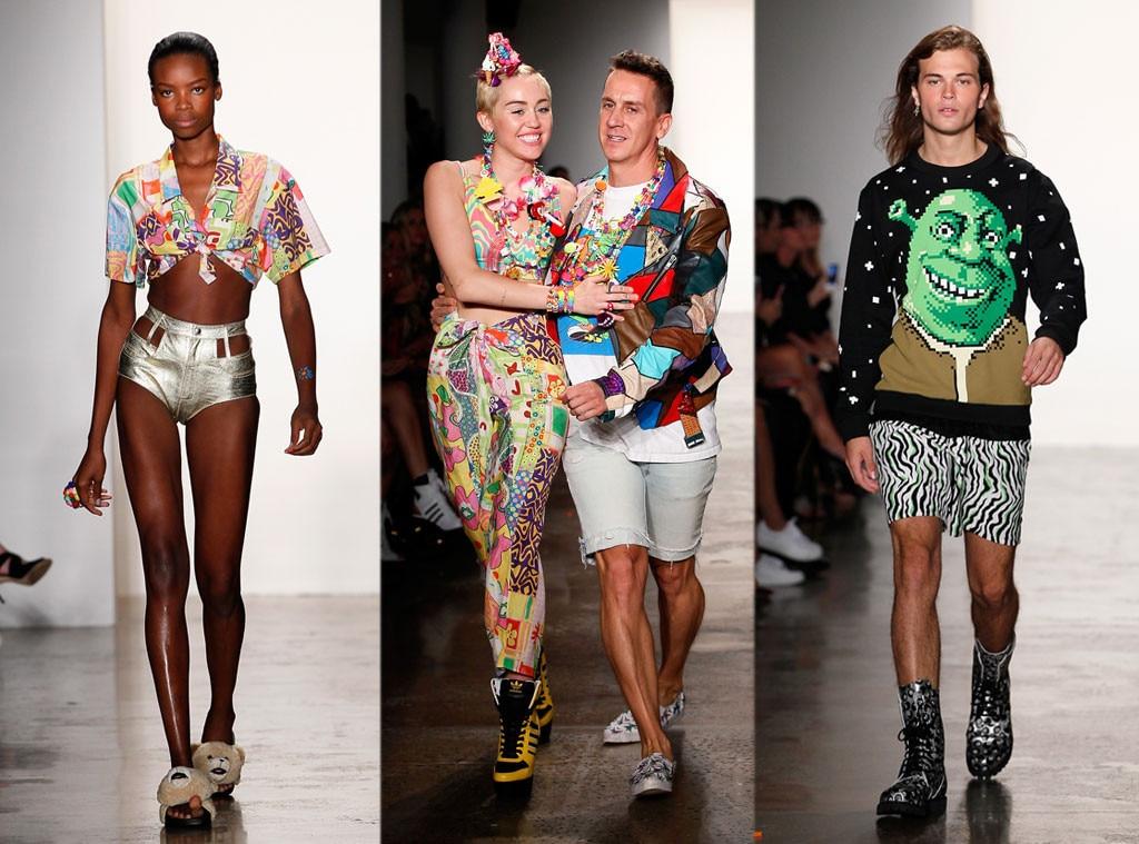 Jeremy Scott, NYFW, New York Fashion Week