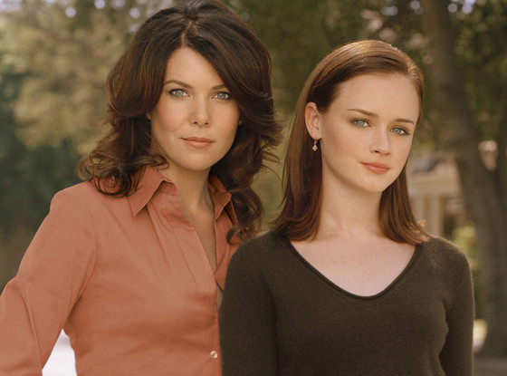 Alexis Bledel, Lauren Graham, Gilmore Girls
