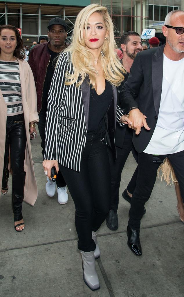 Rita Ora, New York Fashion Week, NYFW
