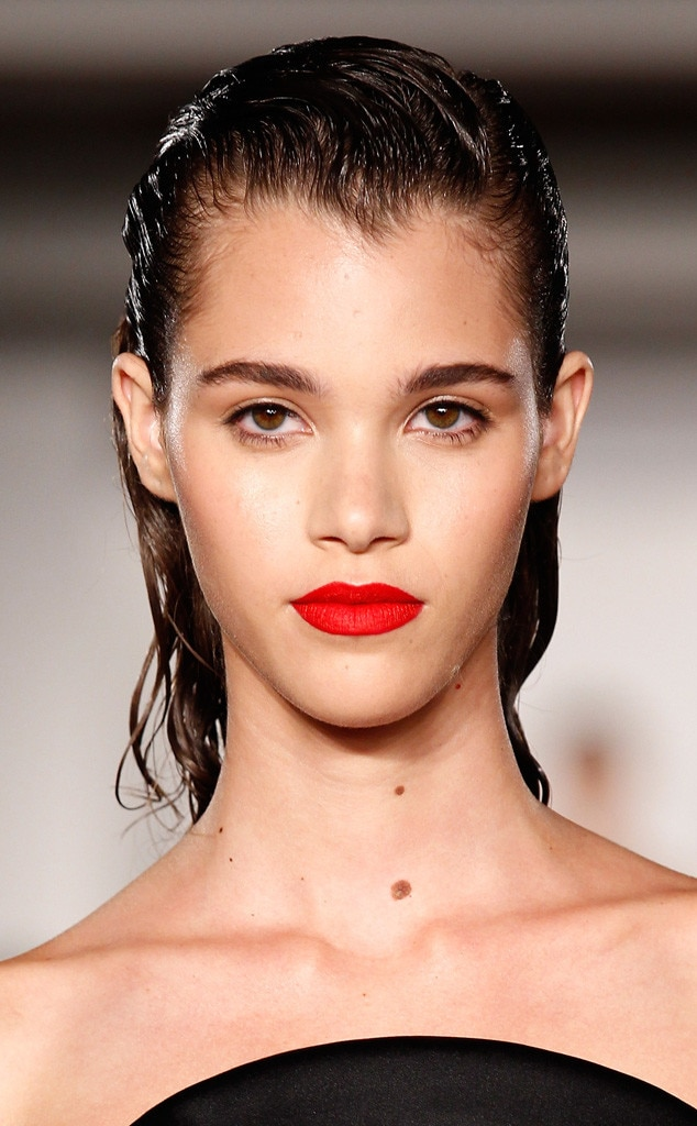 Zac Posen from NYFW Spring 2015 Best Makeup Looks