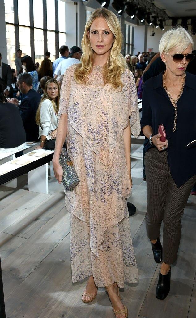 Poppy Delevingne, New York Fashion Week, NYFW