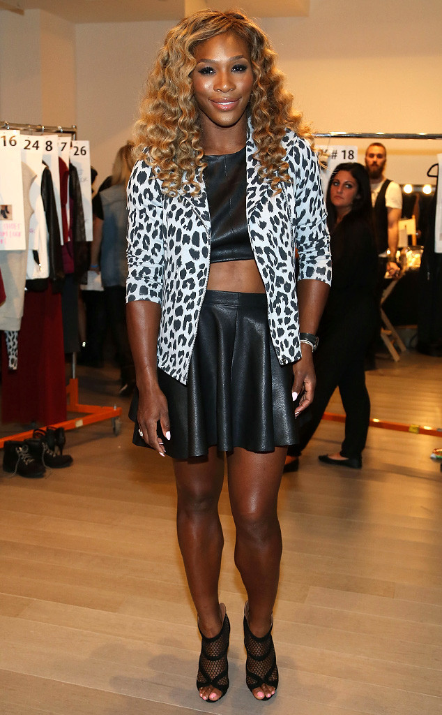Serena Williams, New York Fashion Week, NYFW