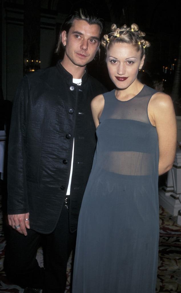 Gavin Rossdale, Gwen Stefani, 1998